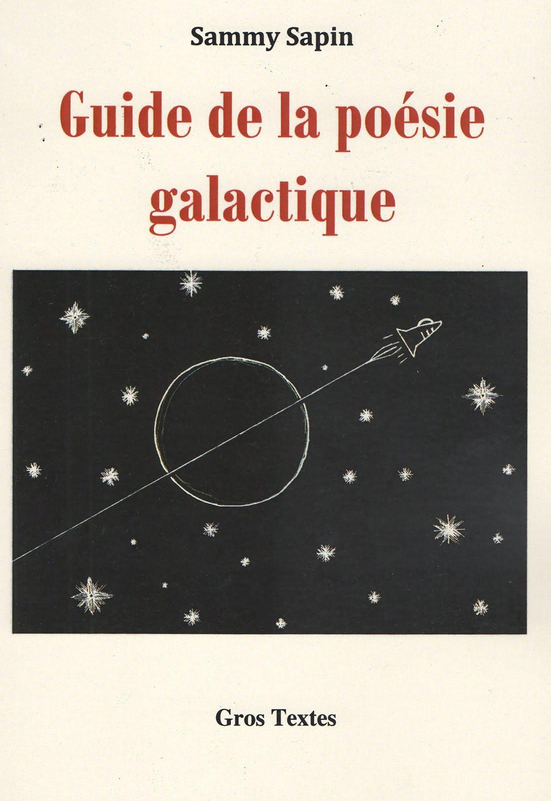 Guide de la poésie galactique