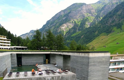 The Thermal Baths, Vals, Swiss