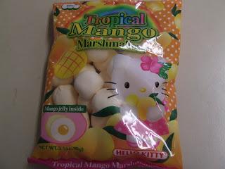 hello kitty marshmallows