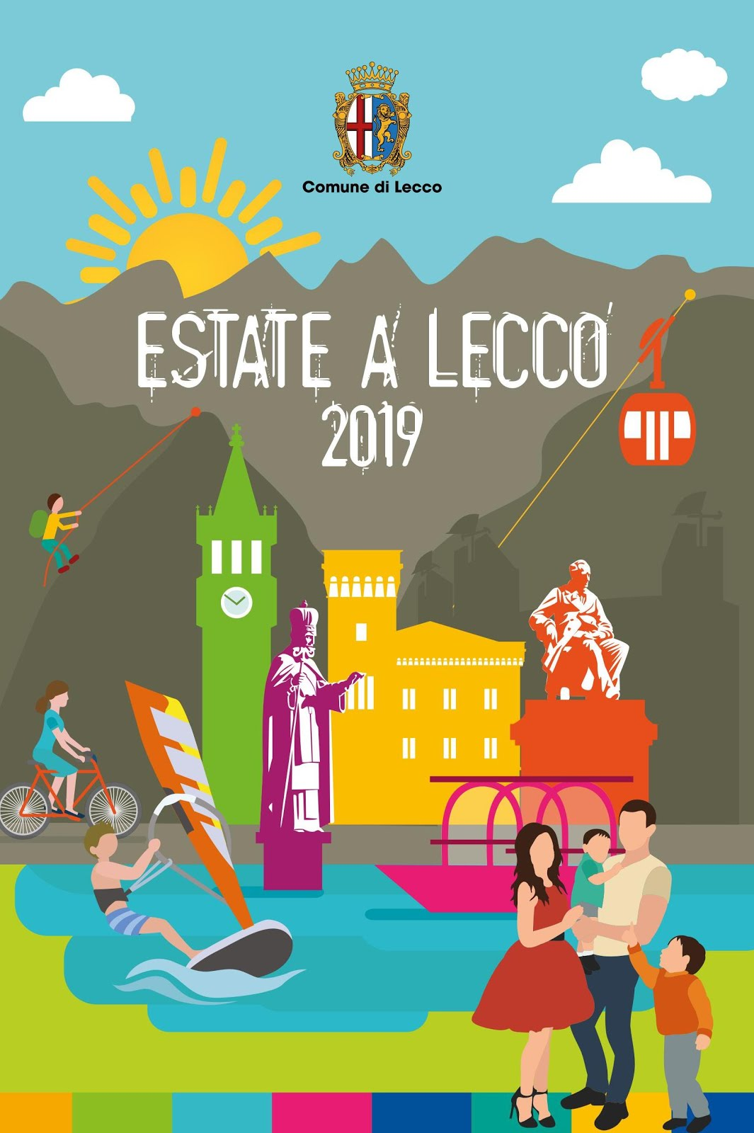 Estate a Lecco