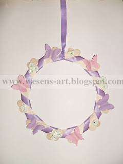 SpringWreath 11     wesens-art.blogspot.com