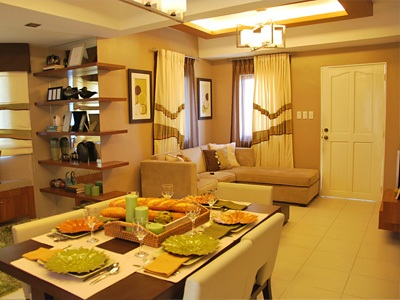 Camella homes model houses interior
