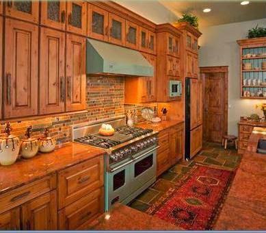 Fotos de cocinas cocinas de campo - Fotos cocinas rusticas campo ...