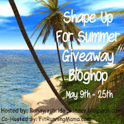 Shape Up For Summer Bloghop Sign Up
