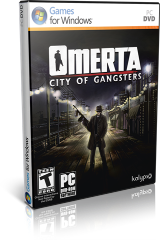 Omerta City of Gangsters PC Full Ingles 2013