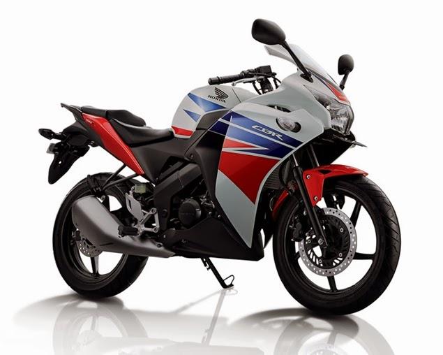 New Honda CBR150R Repsol Edition