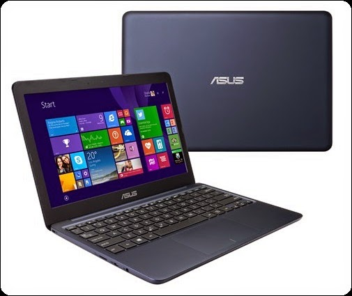 ASUS EeeBook X205 with Windows 8.1