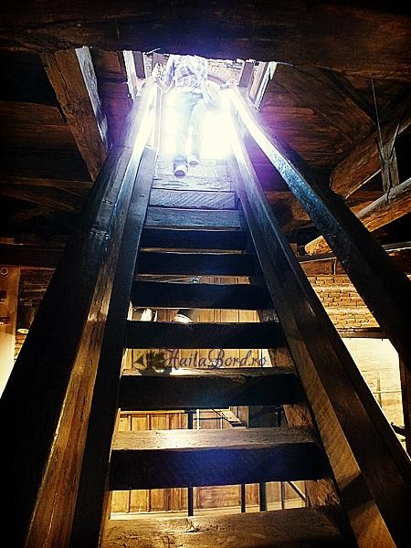 scara turnul sfatului sibiu