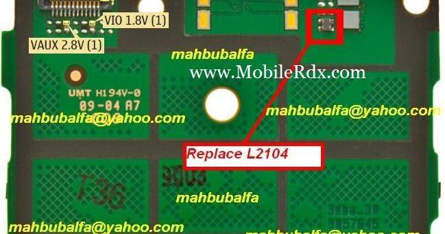 Nokia X2 00 Speaker Problem Solution