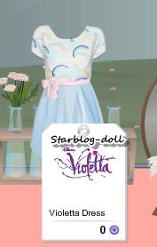 Violetta - Vestido Grátis