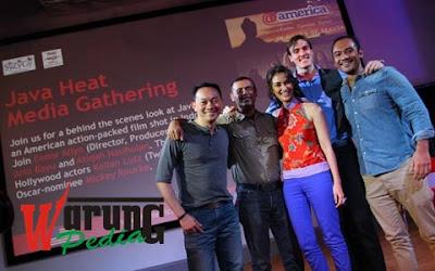 Java Heat, Film Action Terbaru Amerika dan Indonesia