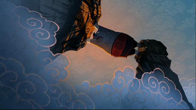 Kung Fu Panda Secrets of the Masters DVDR NTSC Español Latino Descargar