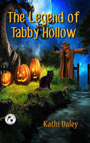 halloween novel with cats