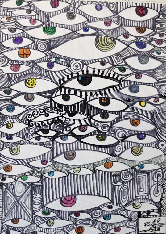 Ojos que miran 25-9-91