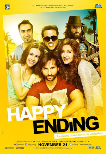 Happy Ending (2014) Movie Poster No. 4