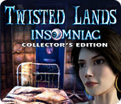 Free Full Version Games: Twisted Lands: Insomniac Collector's Edition
