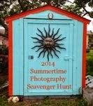 Scavenger Hunt 2014