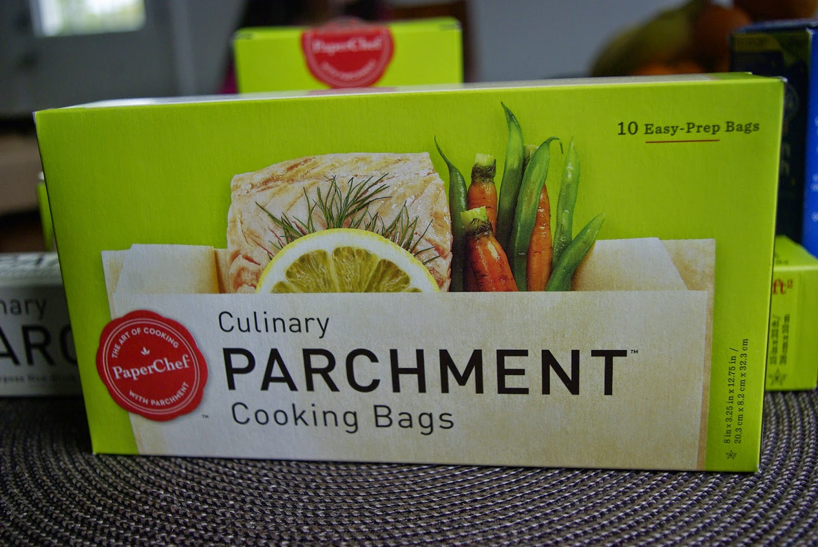 PaperChef Culinary Cooking Bags