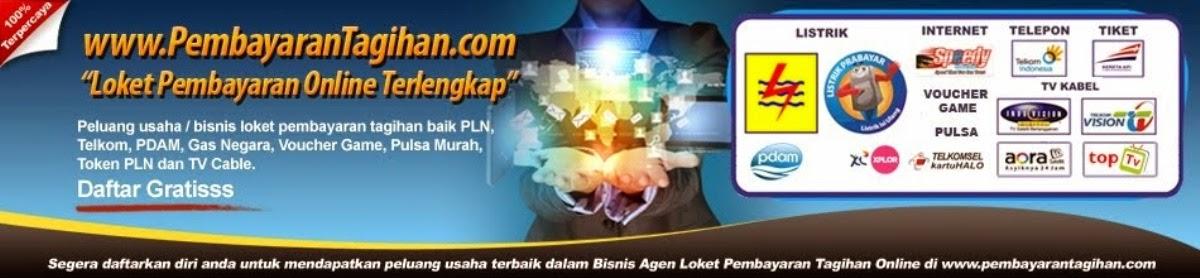 Peluang Usaha / Bisnis Agen Loket Pembayaran Tagihan Online