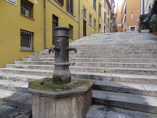 Roma tem mais de 2500 bebedouros com água potável
