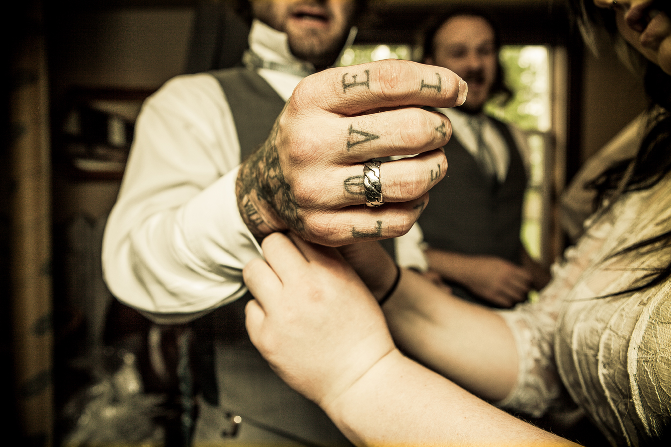 love tattoo / photography Braden Tenney