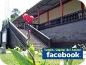 Siguenos en el Facebook