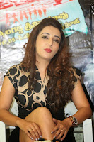 Actress Sonia Mann Latest  Stills in Short Dress at Dhee Ante Dhee Release Press Meet  5.JPG