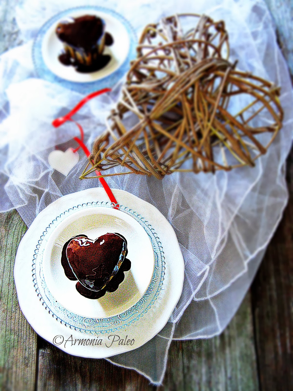 Cuori di Tiger Nuts al Cioccolato di Armonia Paleo