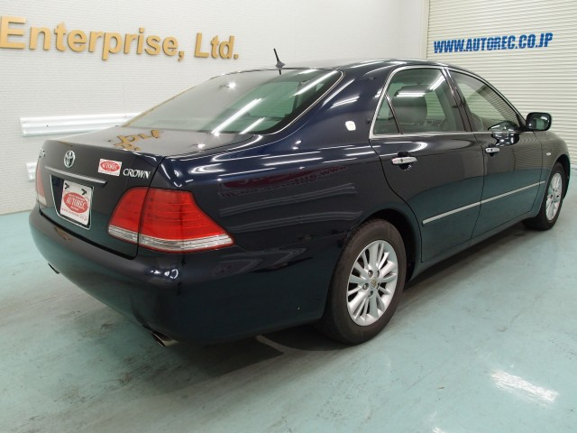 2004 Toyota Crown Royal Saloon Japanese Vehicles To The World