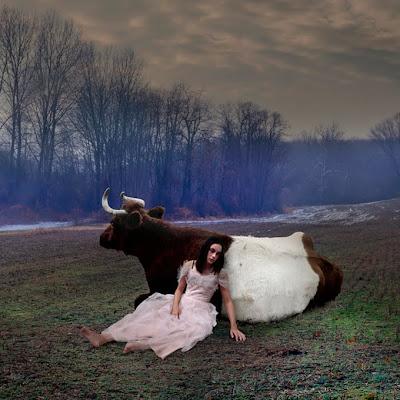 Imágenes fantásticas y creativas de Tom Chambers