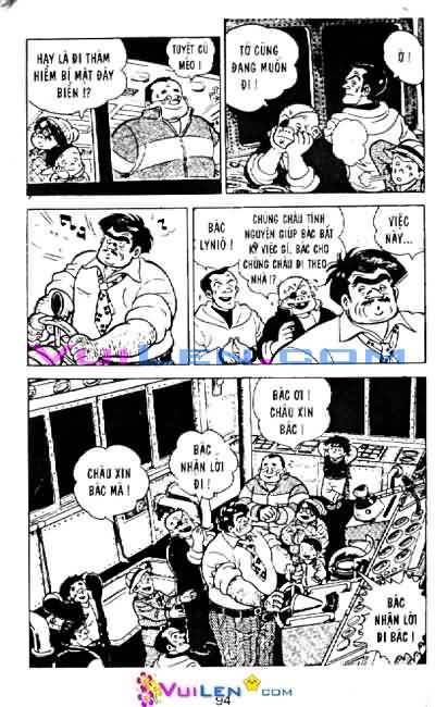 Siêu quậy Teppi chap 39 - Trang 91