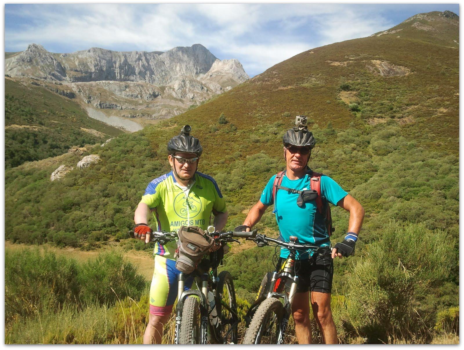 Marcha por la Cordillera Cantábrica.19.07.2015. Primera parte