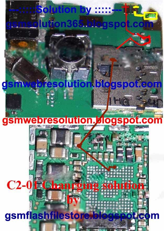 nokia c2 01 charger not supported problem 100 solution mobile rh gsmsolution365 blogspot com