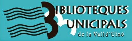 BIBLIOTEQUES MUNICIPALS DE LA VALL D'UIXÓ