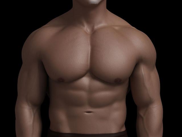 Broad Shoulders