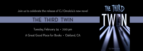 THE THIRD TWIN LAUNCH PARTY