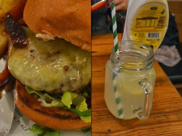 honest burger soho