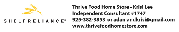 Thrive Food Home Store