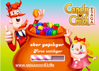 Candy crush saga oyna | MeGaDoSYa