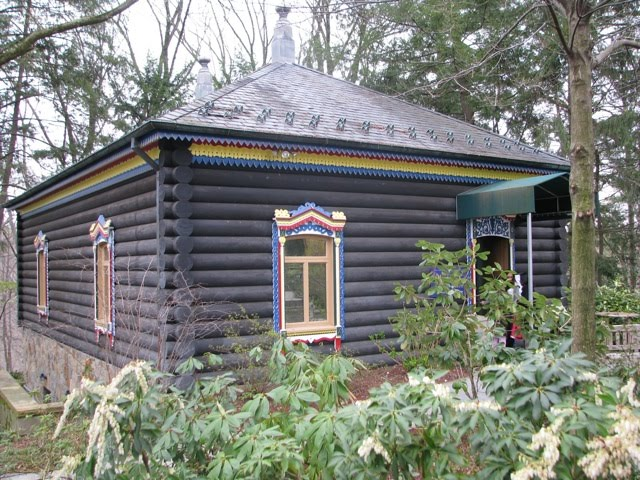 comment construire une isba la r ponse est sur. Black Bedroom Furniture Sets. Home Design Ideas