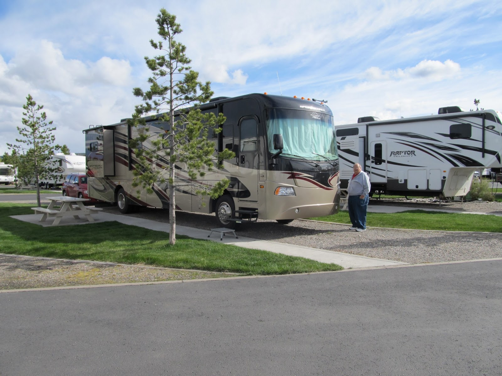 Wonderful Yellowstone River RV Park And Campground