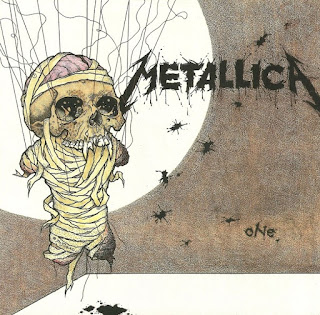 Portada del single One de Metallica