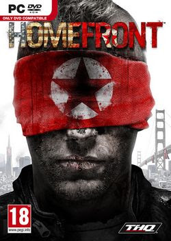 jaquette homefront pc cover avant g Homefront 2011 PC