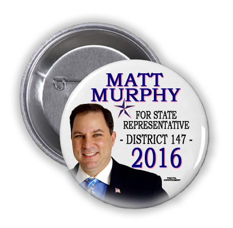 MATT MURPHY IS ASKING FOR YOUR VOTE IN THE RACE FOR HOUSE DISTRICT 147 IN HARRIS COUNTY