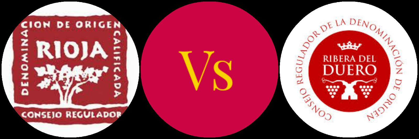 Distinguir entre Rioja y Ribera