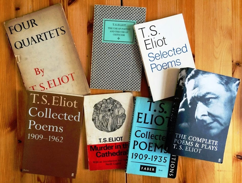 "collected essays of ts eliot Essays and criticism on t s eliot's the waste land - critical essays ""allusion in the waste land"" essays in criticism 20 a useful collection of essays."