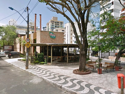 Cantina Volpi: Fachada da loja da Pituba (foto: Google Street View)