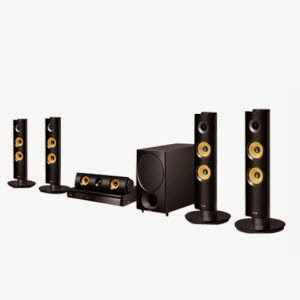 Snapdeal: Buy LG BH6340H 5.1 Home Theatre System at Rs.23038