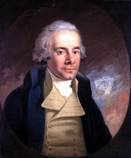 The Philantropists:  William Wilberforce