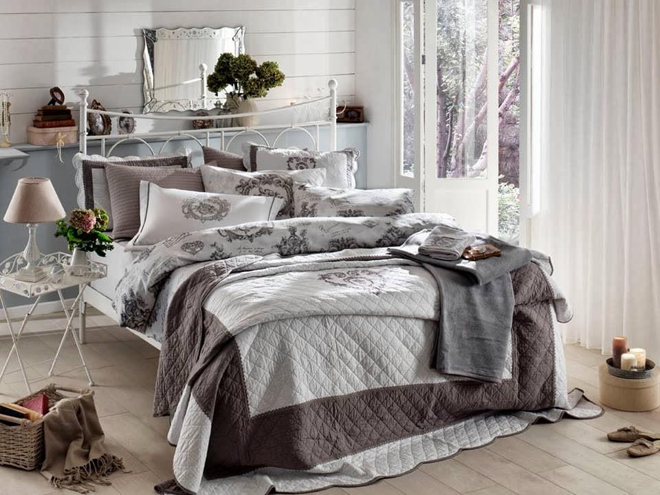 2014 yatak örtüsü modelleri